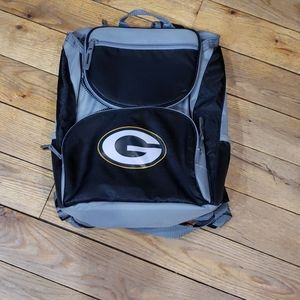 Green Bay Packers Insulated Backpack